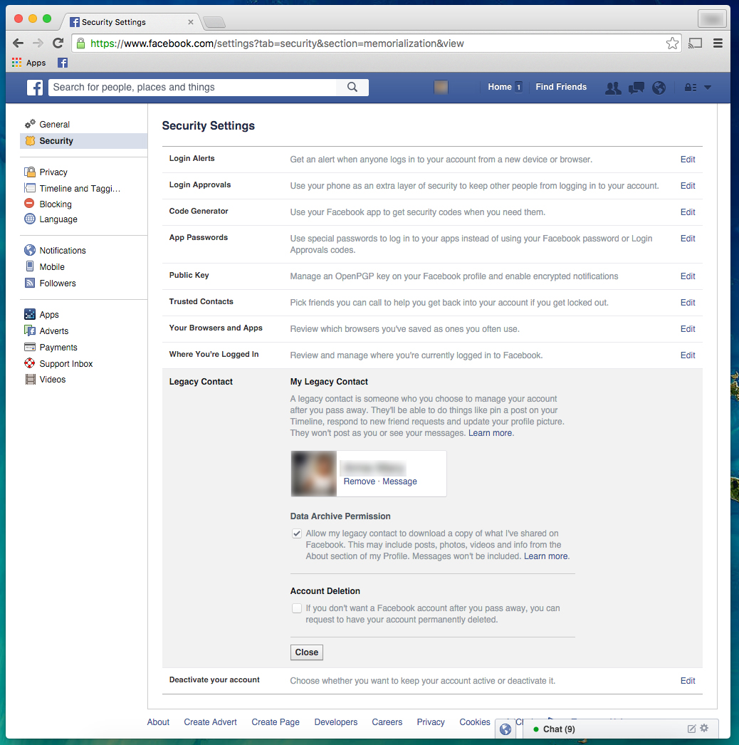 How to Close a Facebook Account – Final Blueprint Blog